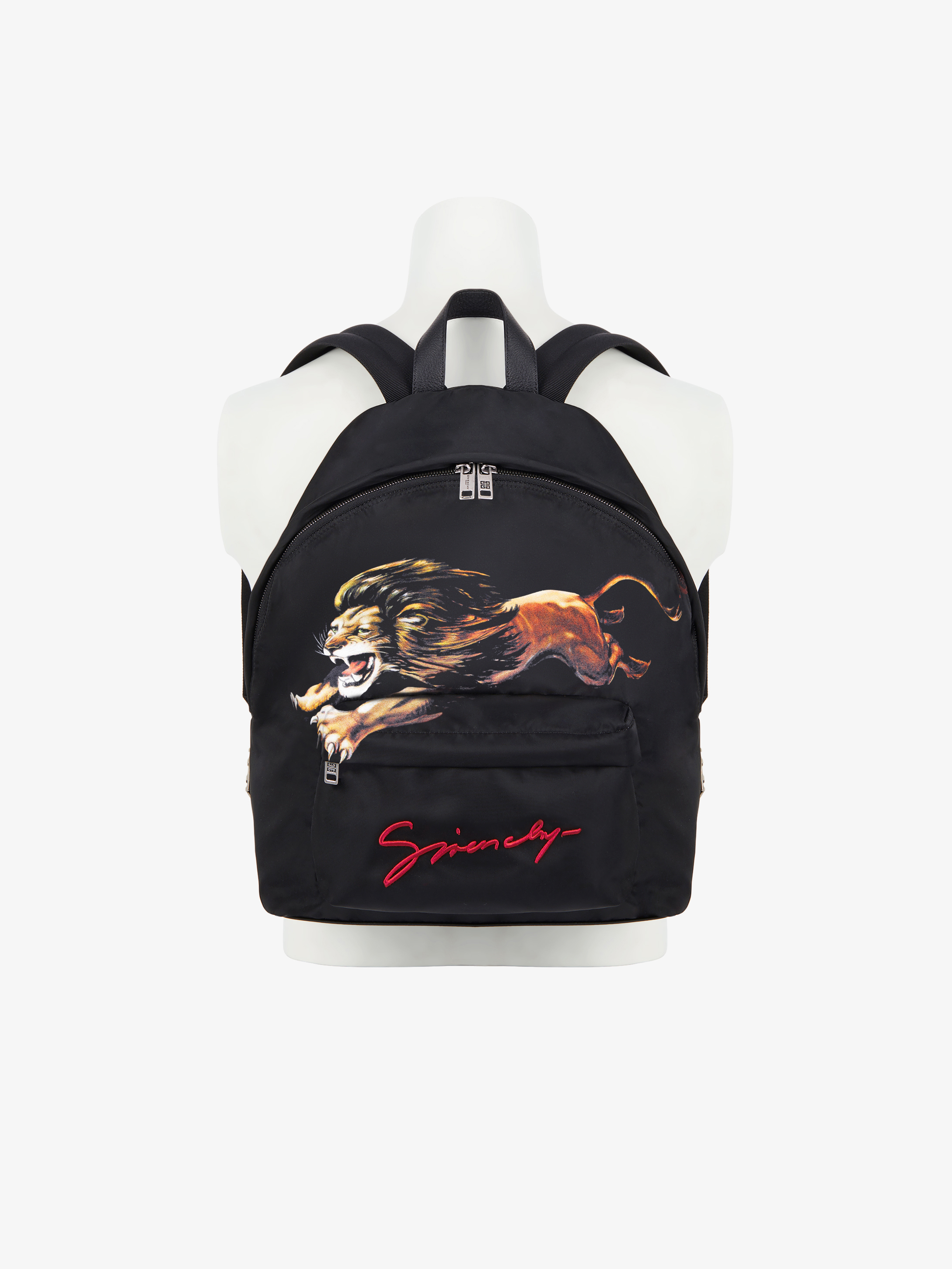 Leo backpack in nylon