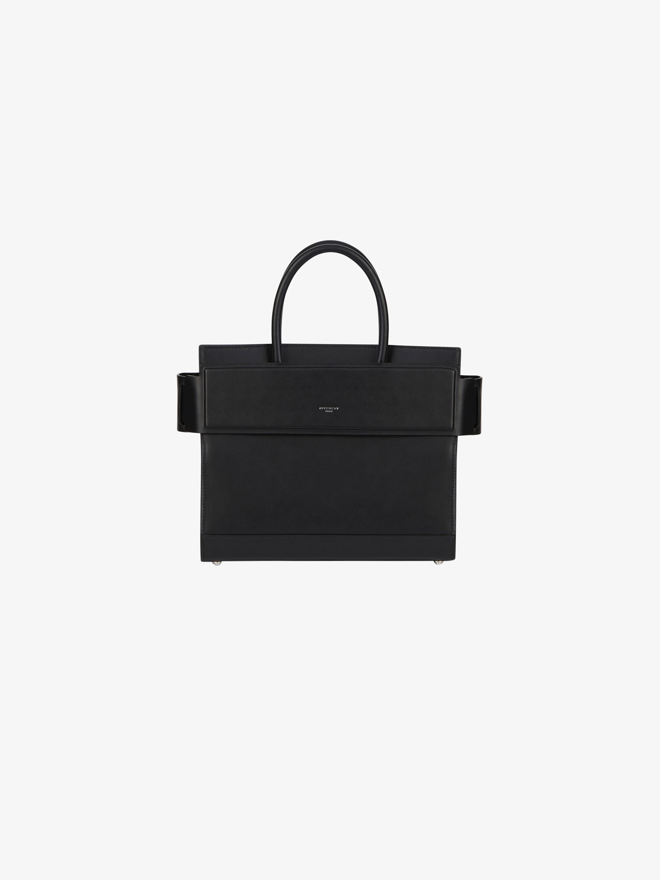 Small Horizon bag in smooth leather