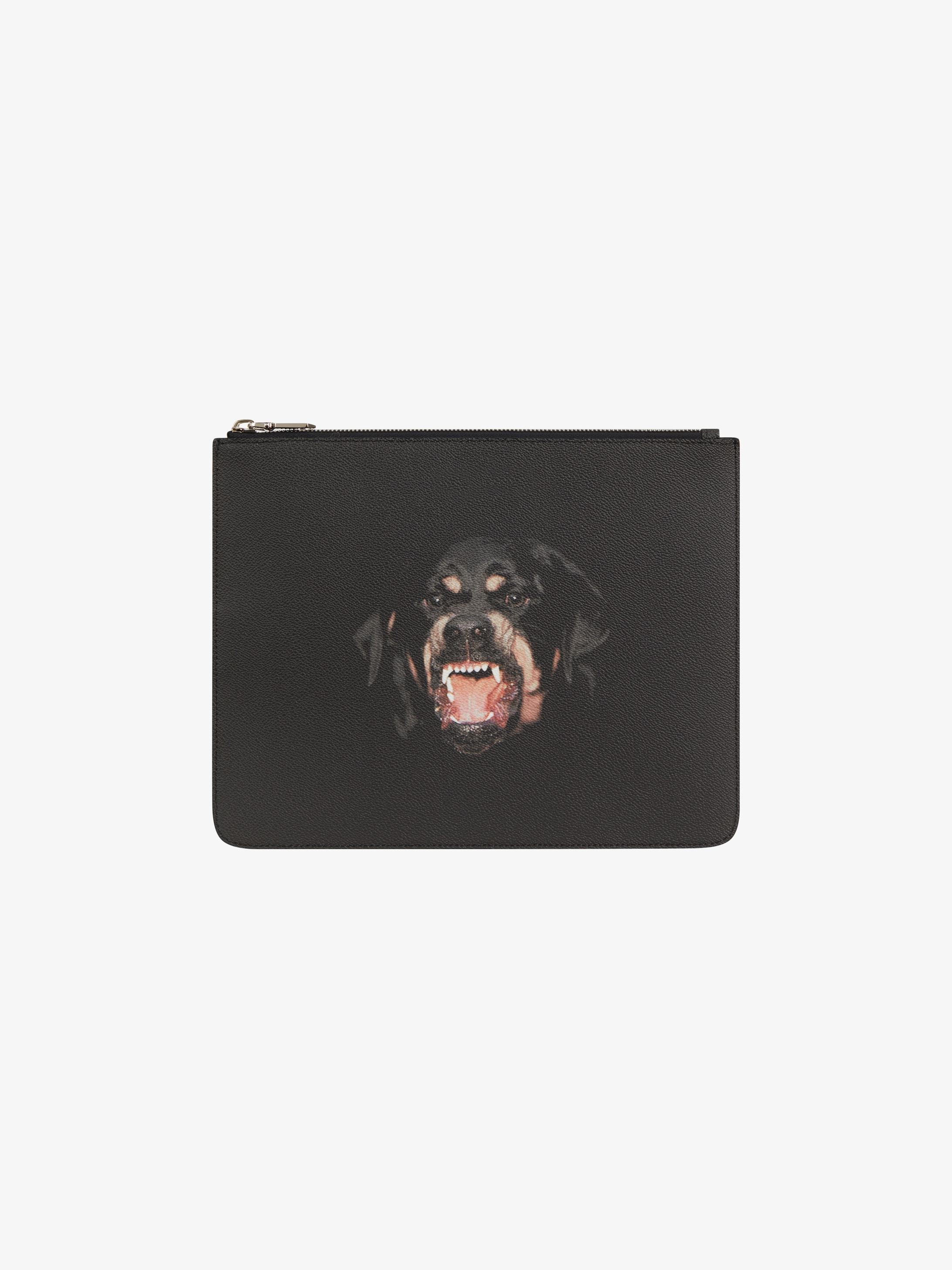 Pochette imprimée Rottweiler moyen modèle