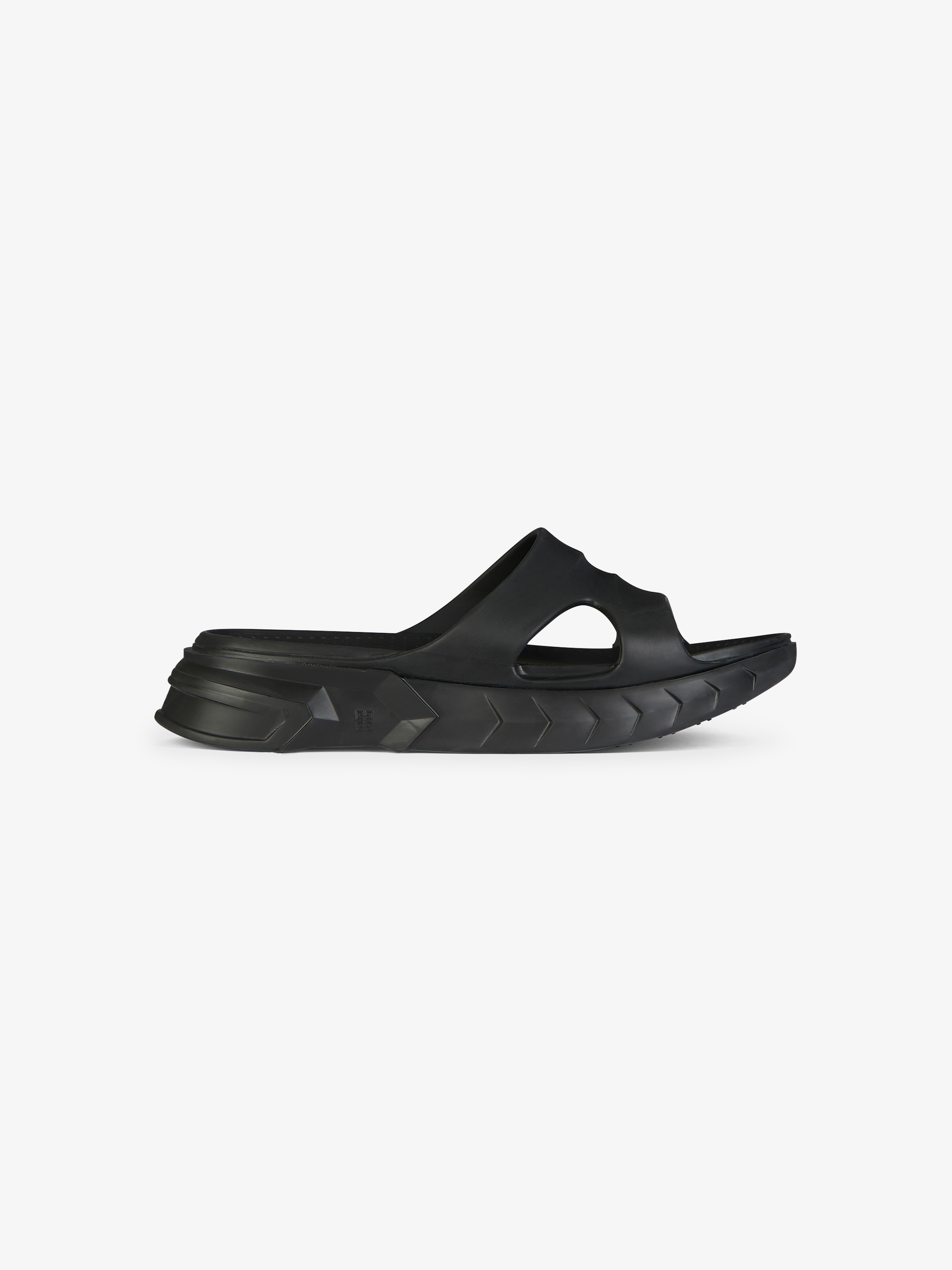 Marshmallow sandals in rubber