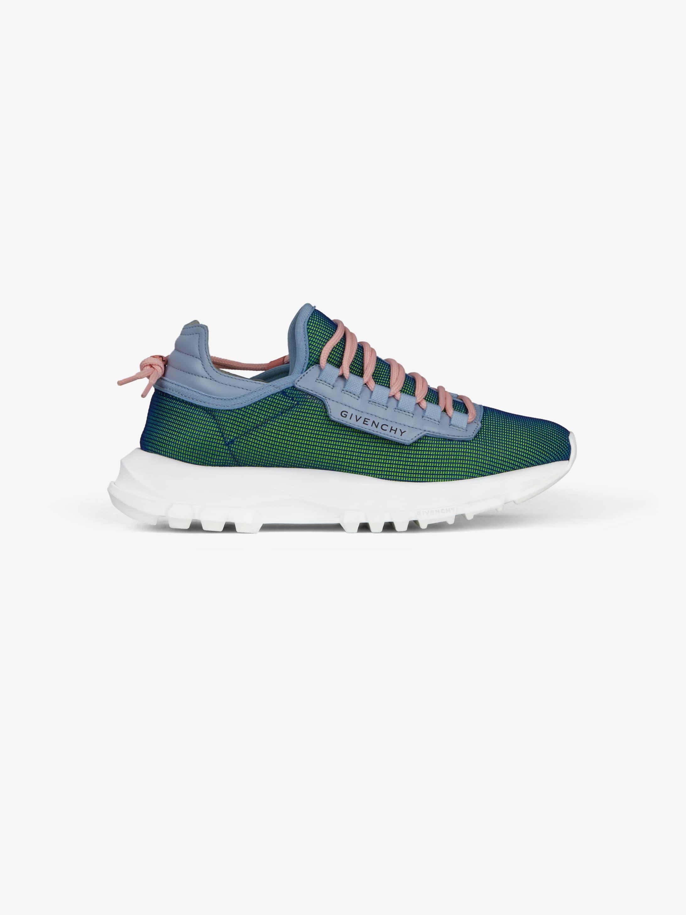 Sneaker basse da running Spectre effetto rete