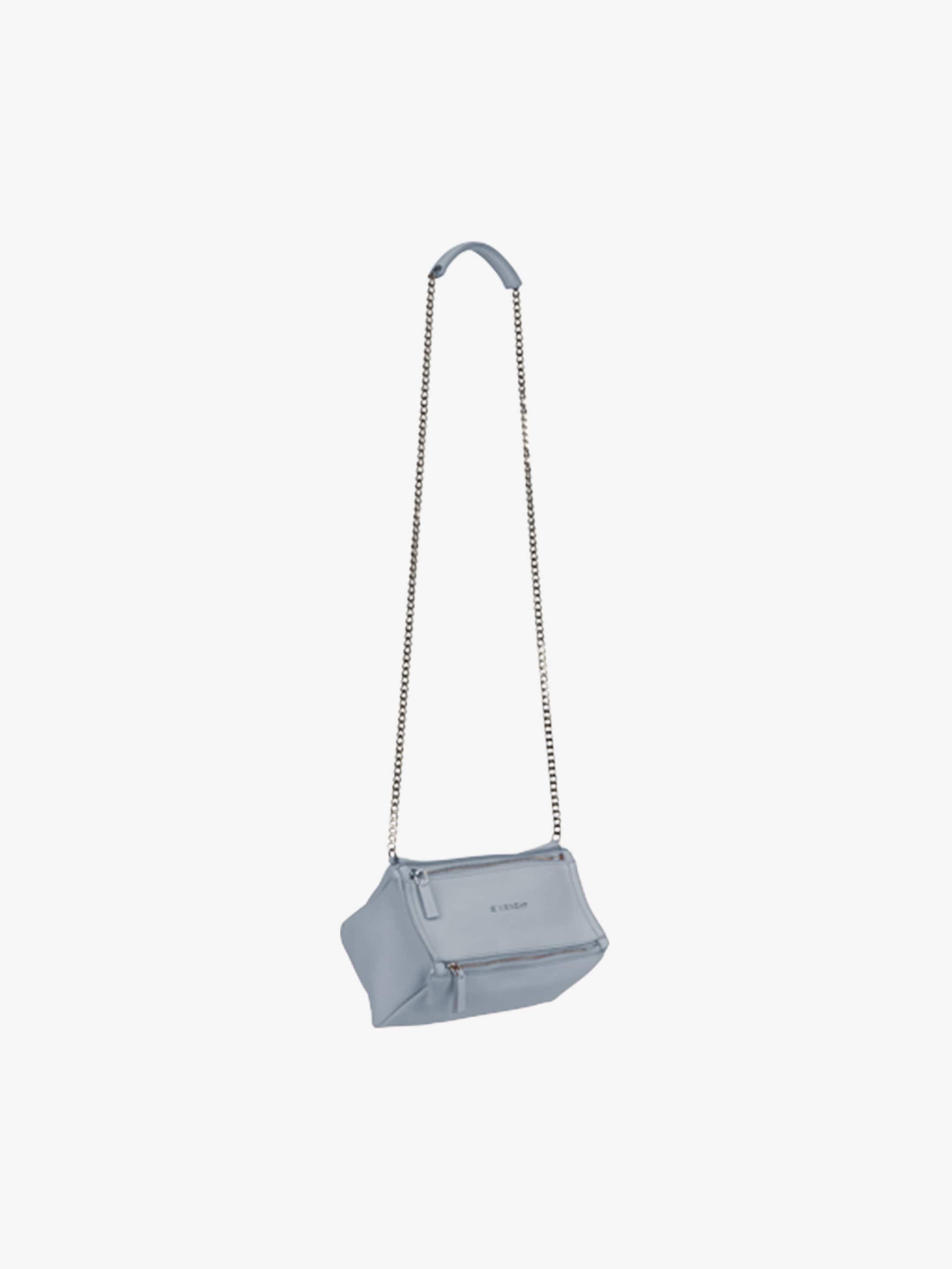 小号Pandora金属链手袋
