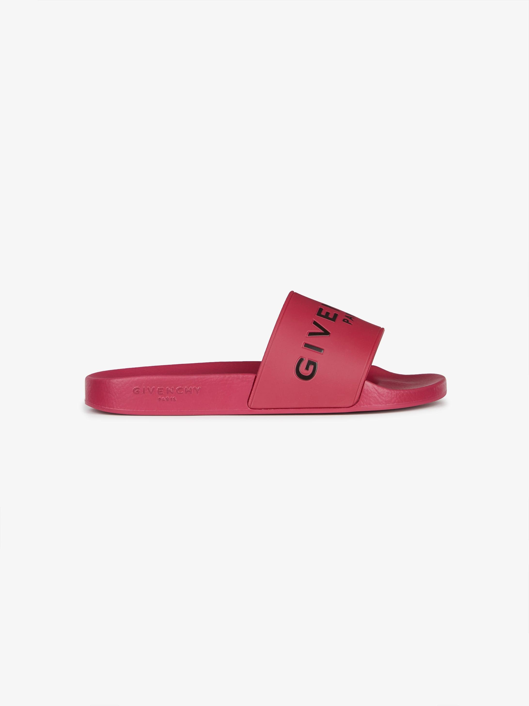 c98c0202b3c769 GIVENCHY PARIS sandals in rubber