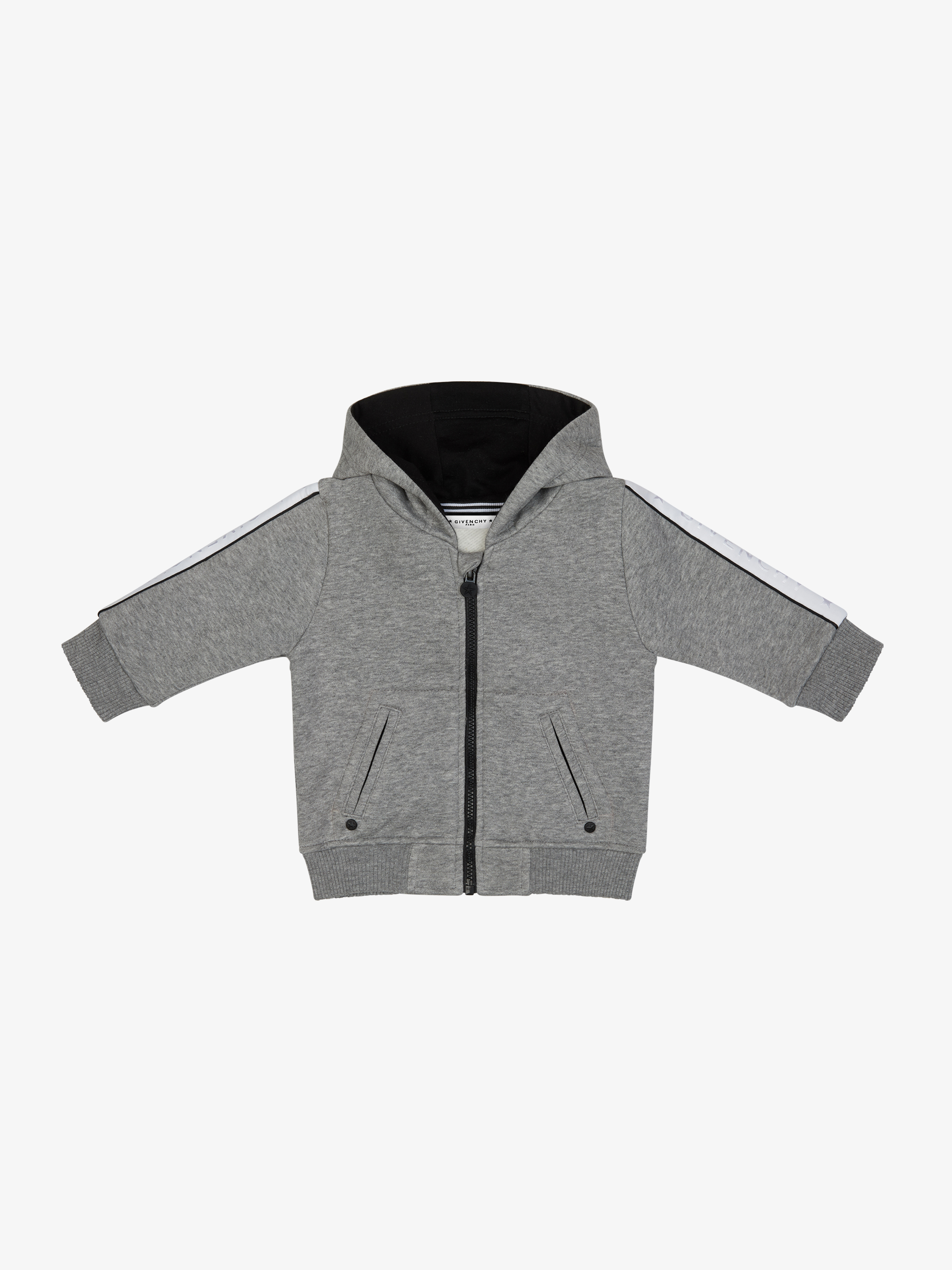 GIVENCHY webbing hoodie
