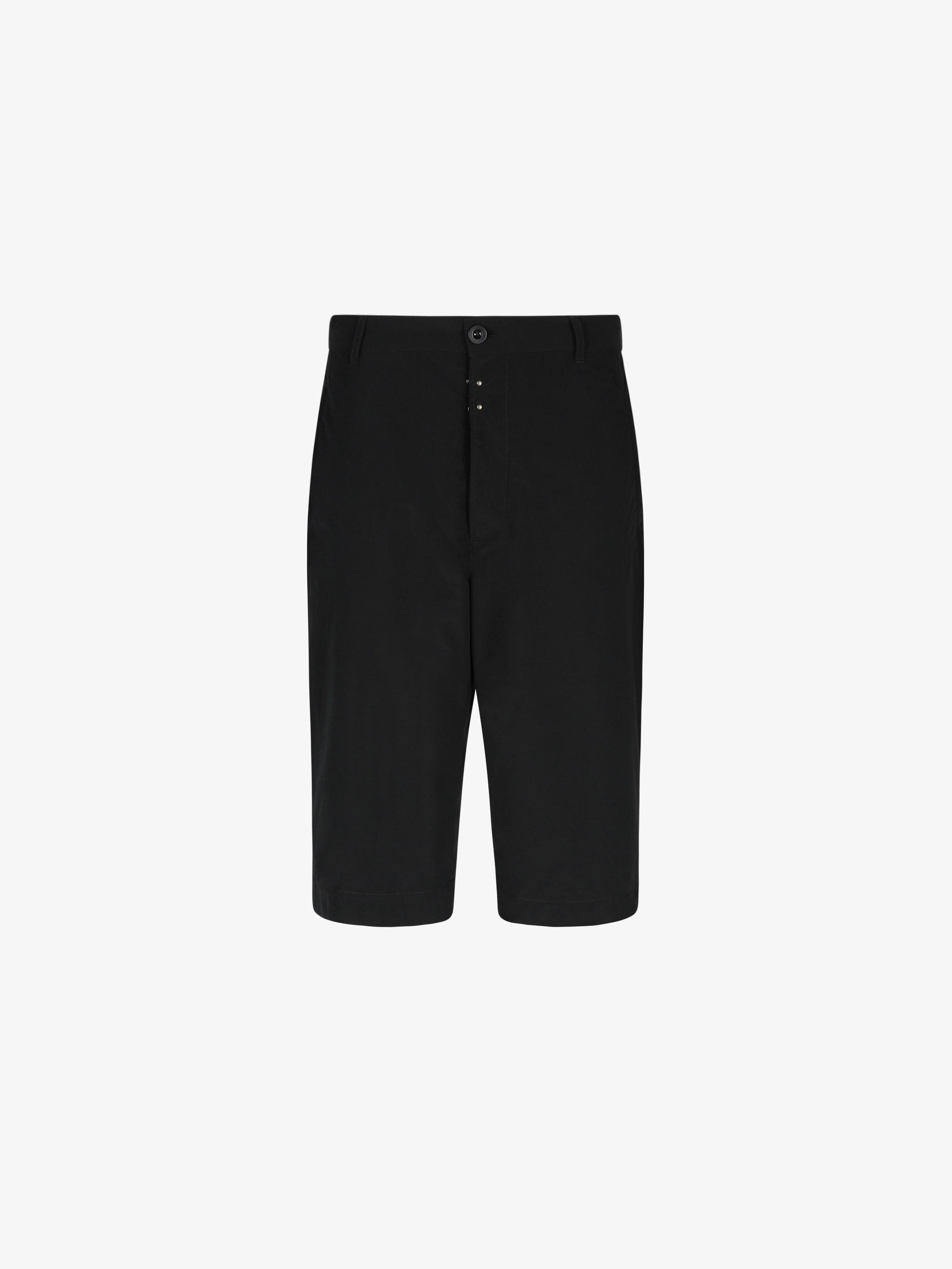 GIVENCHY PARIS饰片短裤