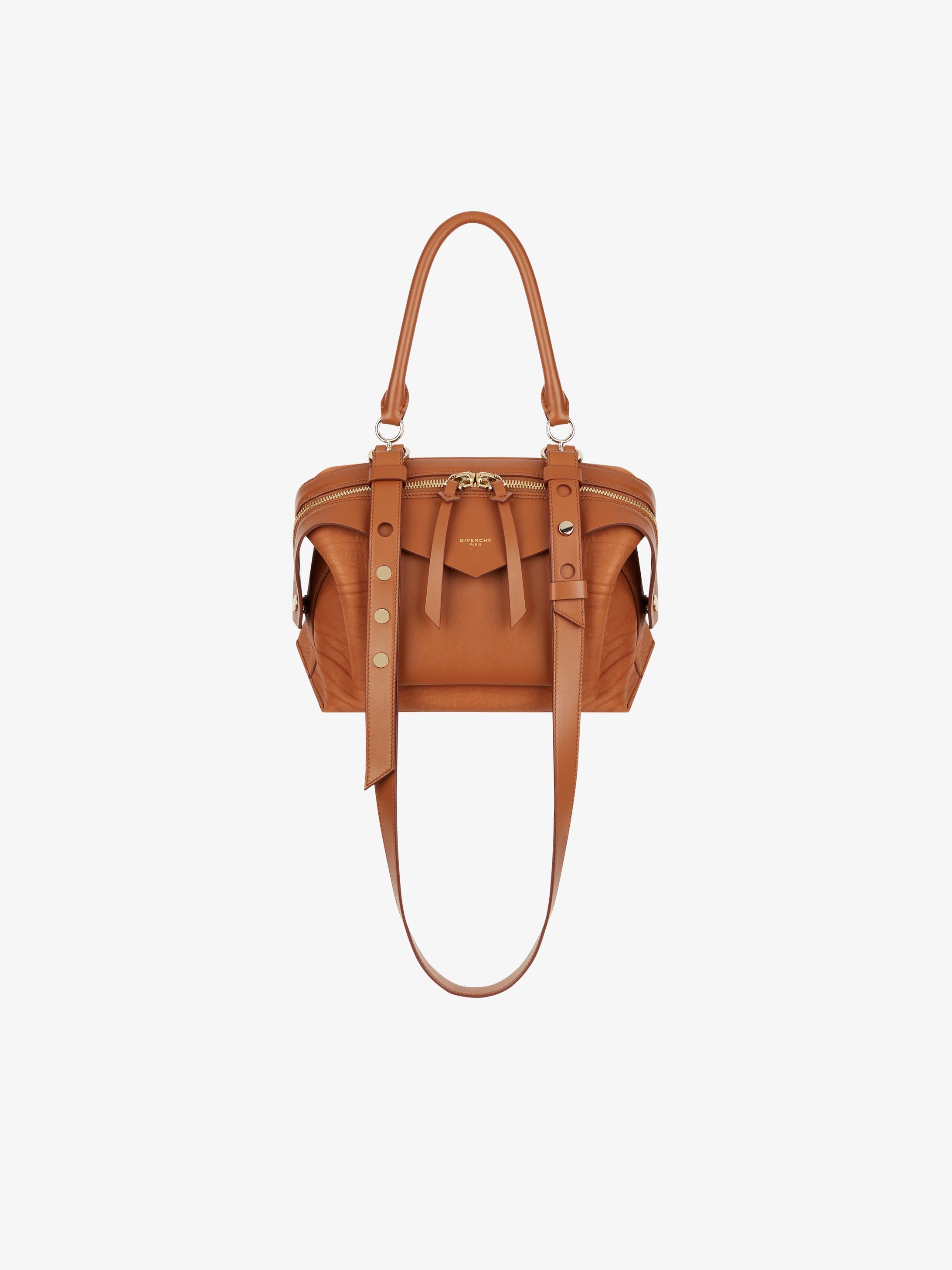 Small Sway bag in leather