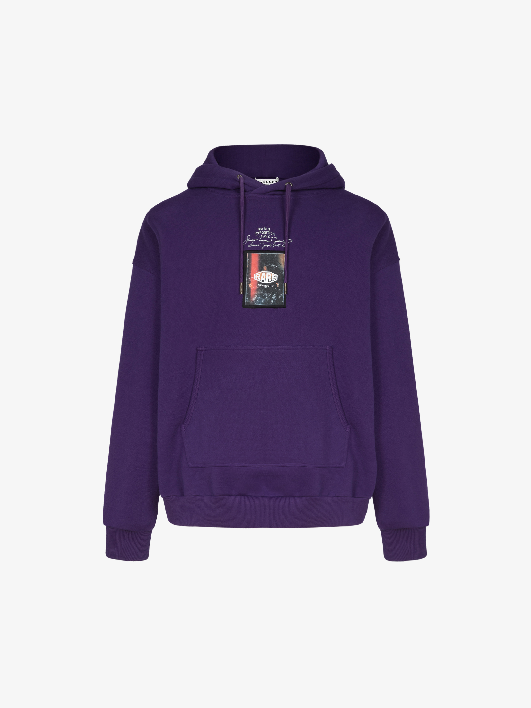 Studio Homme hoodie with patch