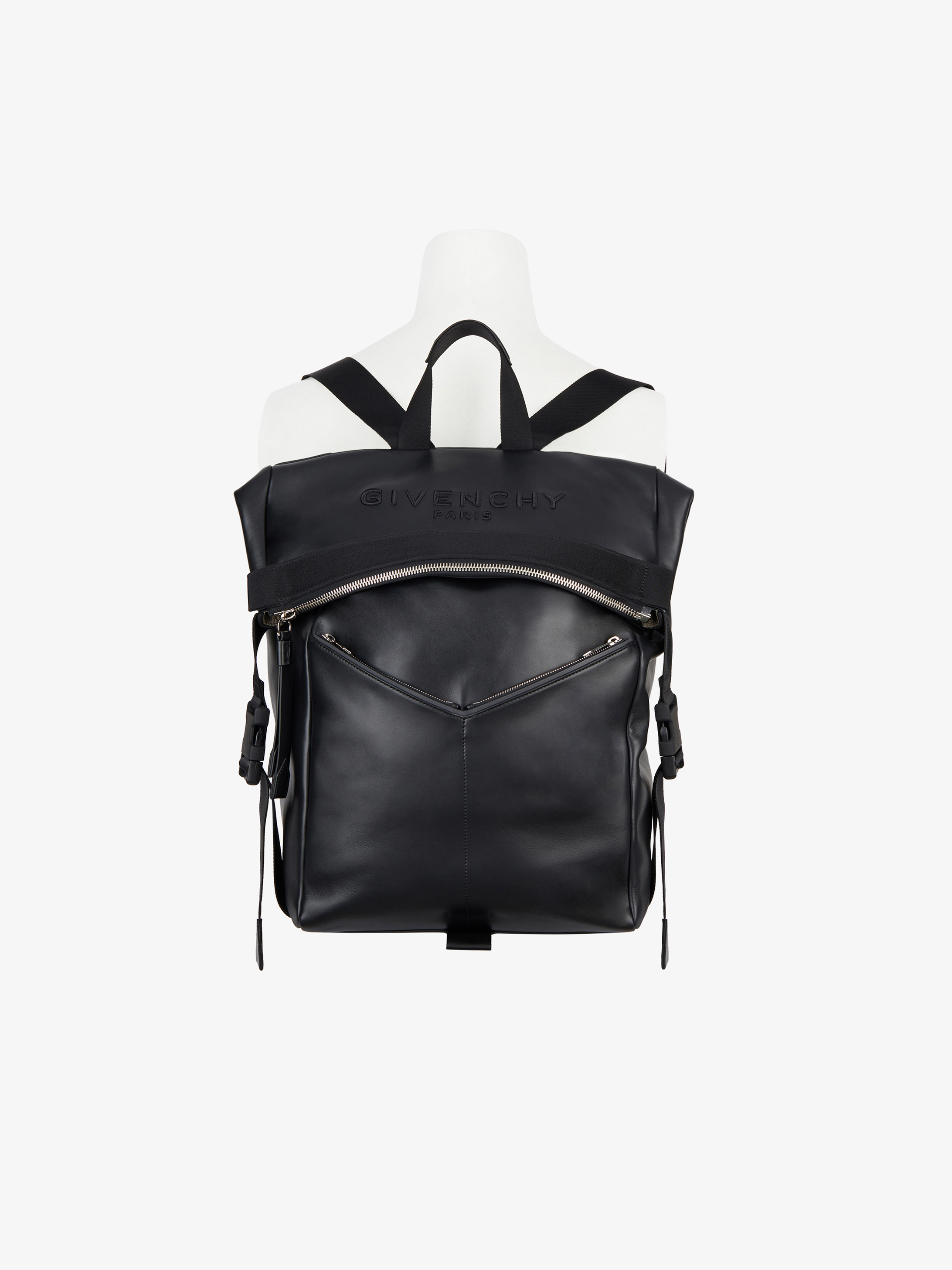 GIVENCHY DOWNTOWN backpack in leather