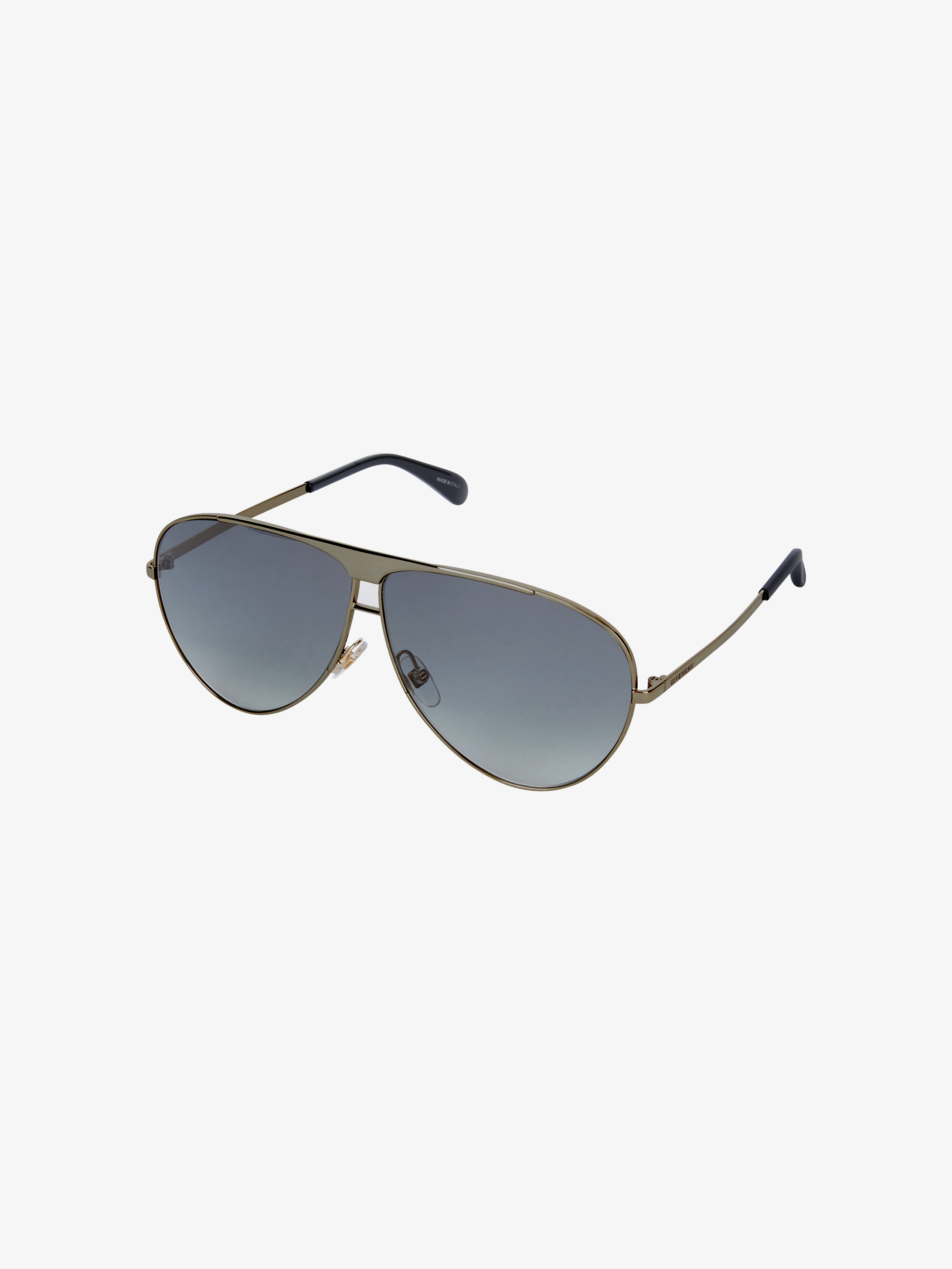 Pilote sunglasses in acetate and metal