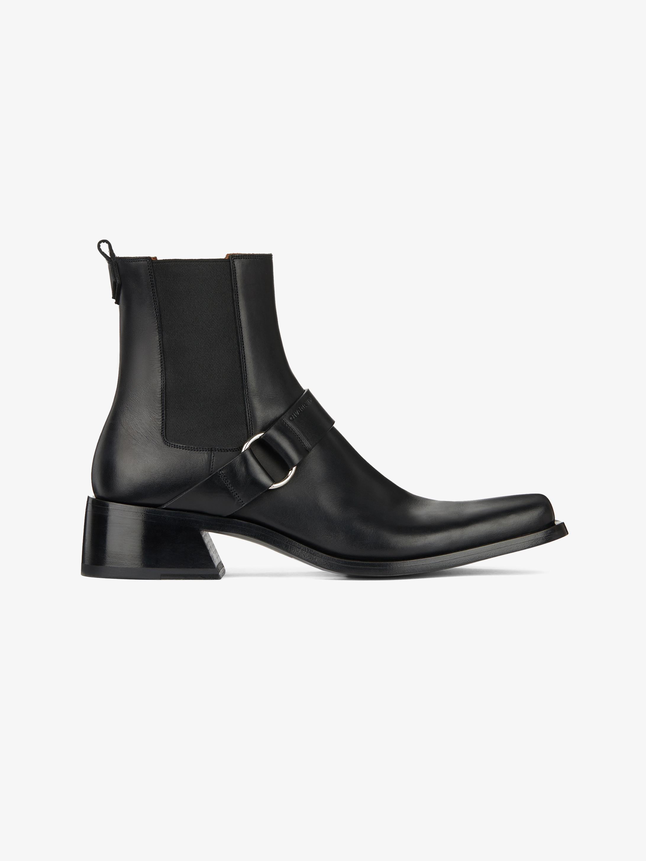 Austin Chelsea boots in leather
